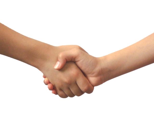 人間関係の構築にはラポールが大切です